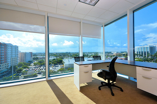 Aventura Temporary Private Office or Meeting Room