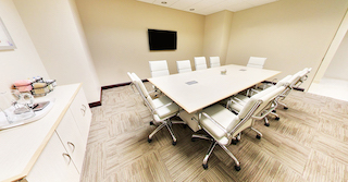 Turnkey Aventura Conference Room