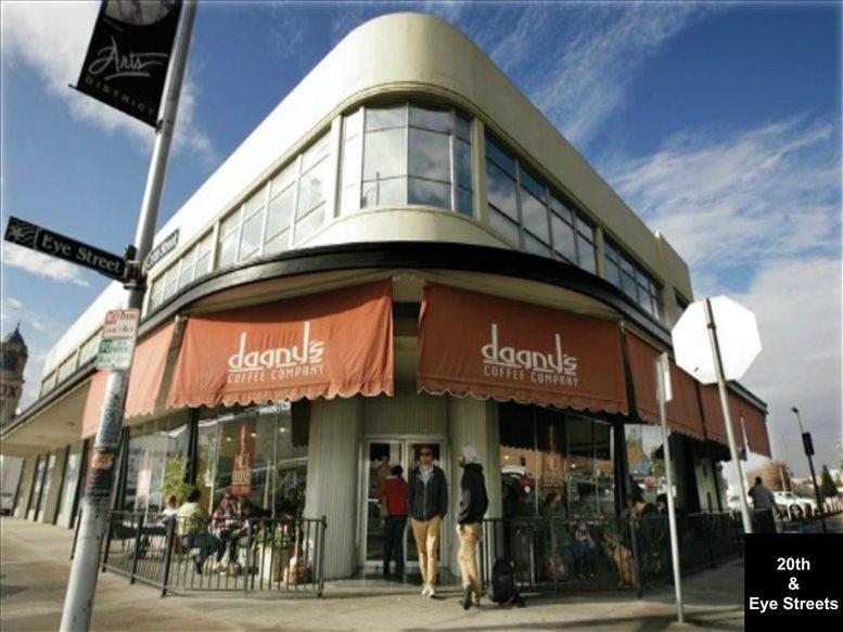 Bakersfield Business Address - Building Location
