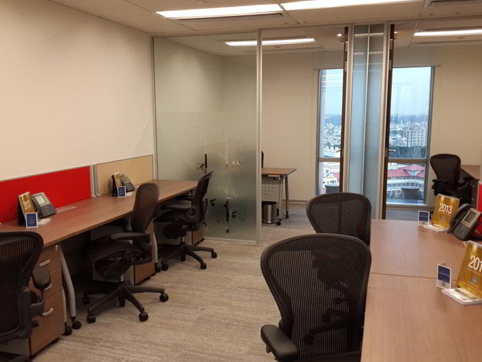 Bangalore Virtual Office Space - Comfortable Commons Area
