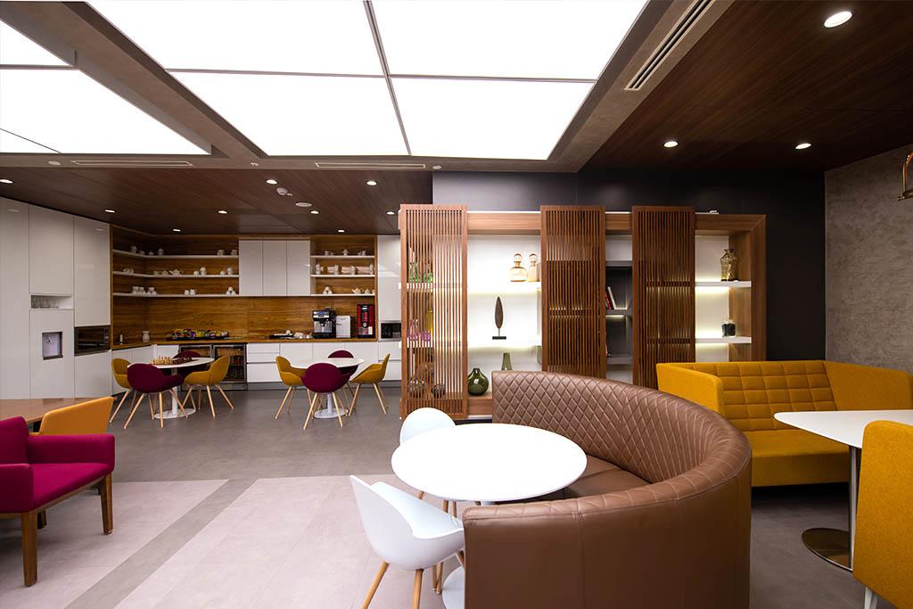 Bangalore Busines Address - Lounge Area