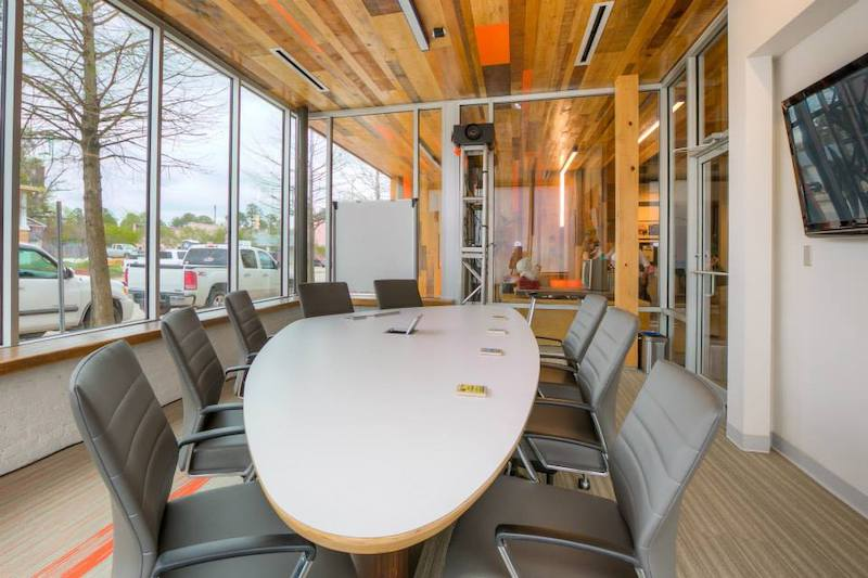 Turnkey Baton Rouge Conference Room