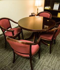 Stylish Bedford Meeting Room