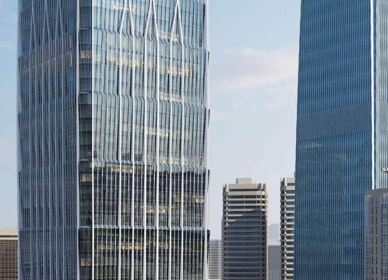 Beijing Business Address - Building Location