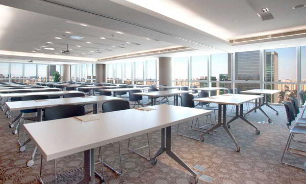 Beijing Virtual Office Space - Comfortable Commons Area