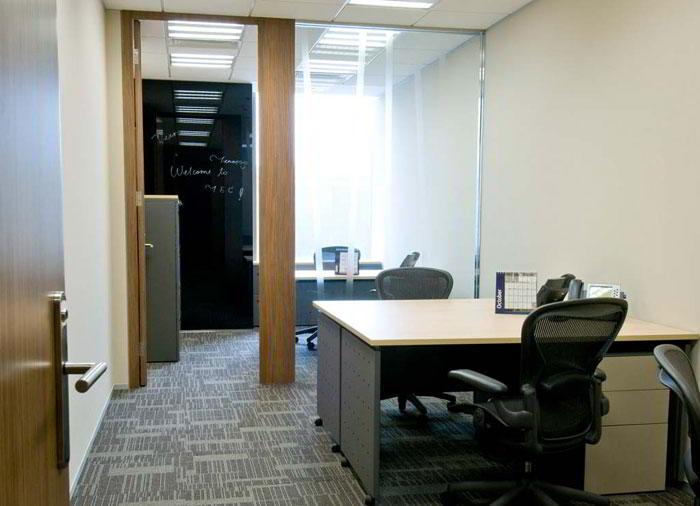 Temporary Beijing Office - Meeting Room