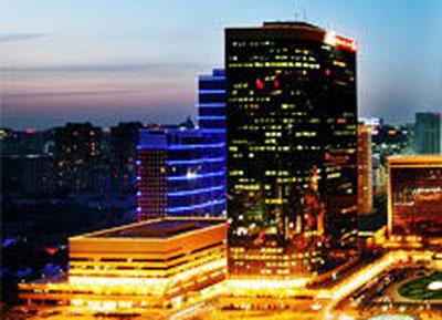 Beijing Virtual Office Building Location