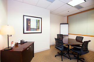 Turnkey Bellevue Conference Room