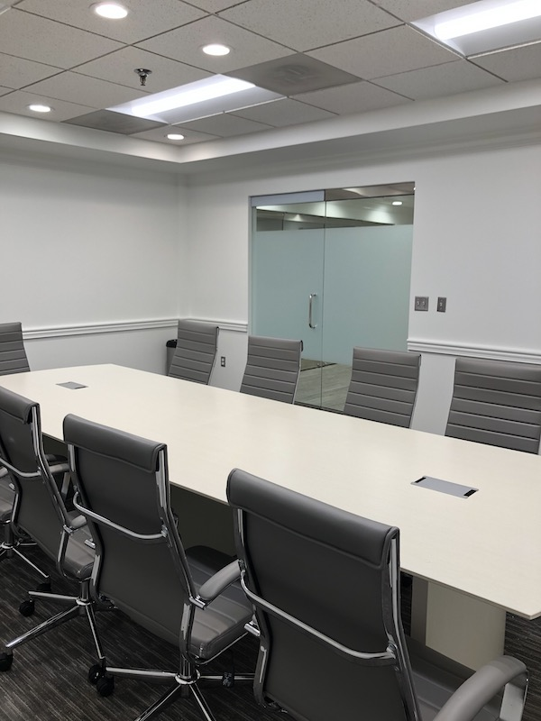 Stylish Beltsville Meeting Room