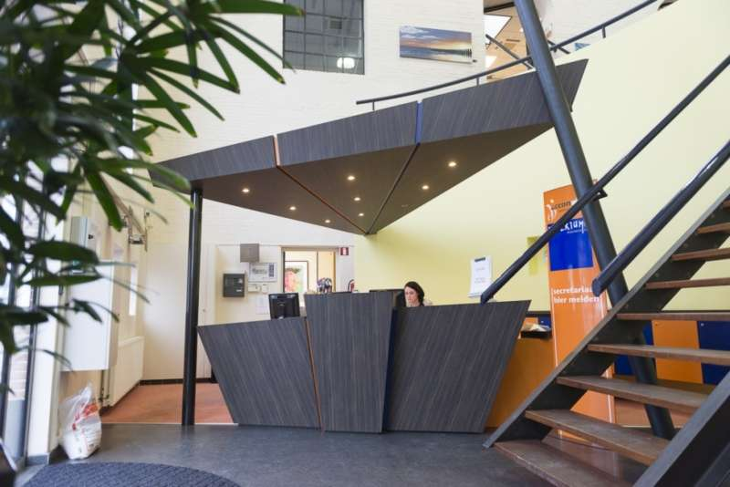 Receptionist and Mail Area - Bergen op Zoom Virtual Office