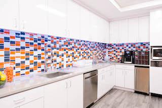 Break Room - Kitchen Area - Bethesda Virtual Office
