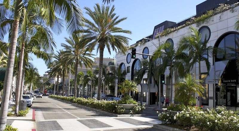 Beverly Hills Virtual Office Address Location