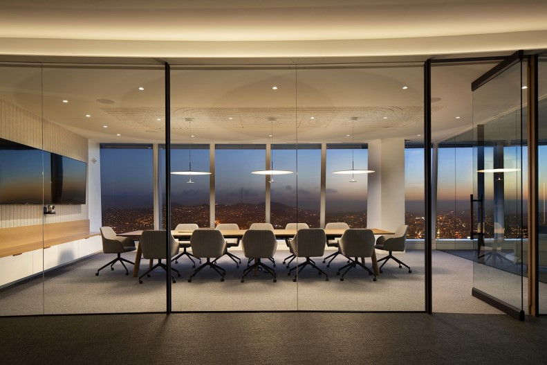 Turnkey Beverly Hills Conference Room