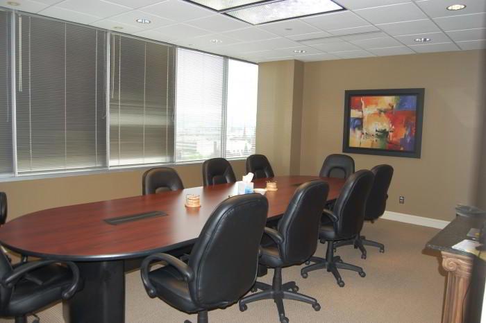 Stylish Birmingham Meeting Room