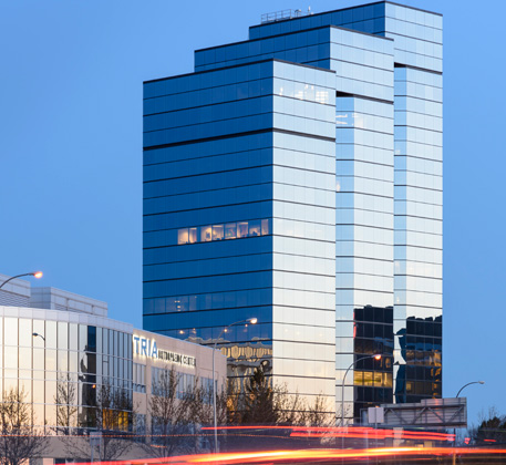 Bloomington Business Address - Building Location