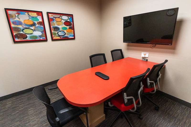 Turnkey Bloomington Conference Room