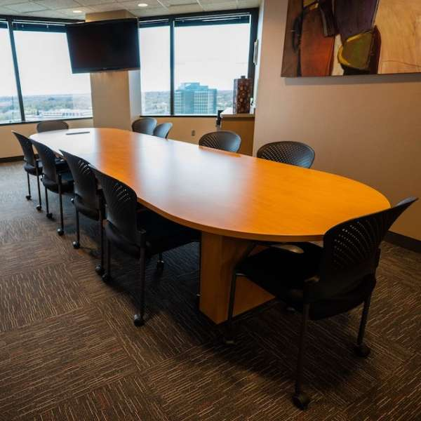Stylish Bloomington Meeting Room
