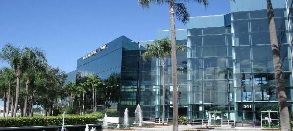 Boca Raton Virtual Office - Building Facade