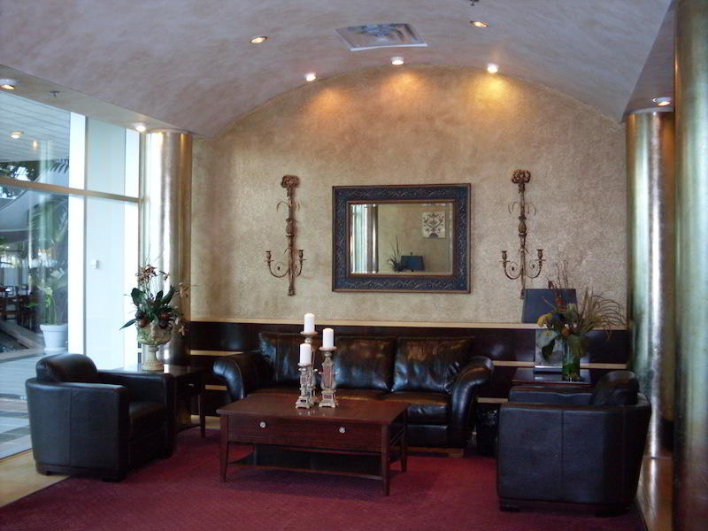 Boca Raton Busines Address - Lounge Area