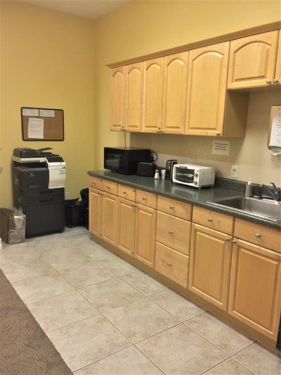 Break Room - Kitchen Area - Bonita Springs Virtual Office