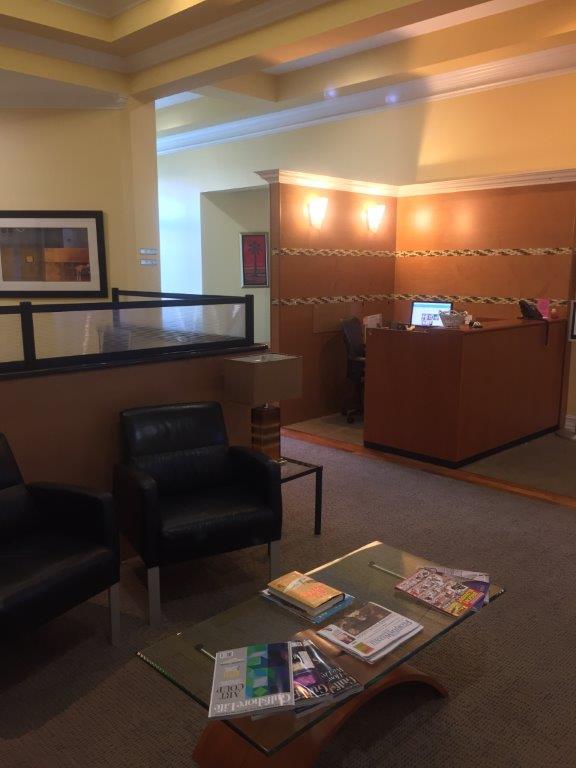 Bonita Springs Live Receptionist and Business Address Lobby