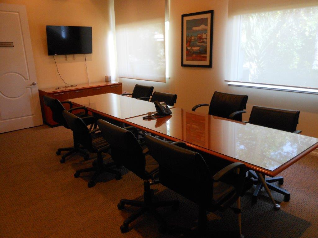 Turnkey Bonita Springs Conference Room