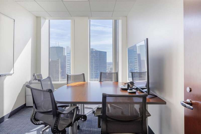 Turnkey Boston Conference Room