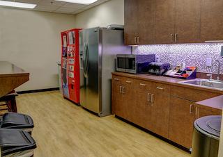 Break Room - Kitchen Area - Bothell Virtual Office