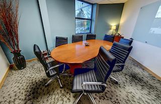 Stylish Bothell Meeting Room