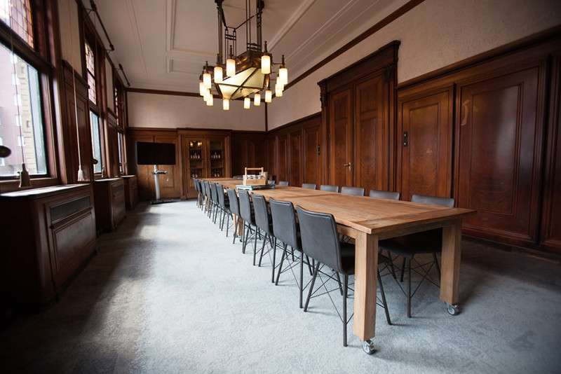 Turnkey Breda Conference Room