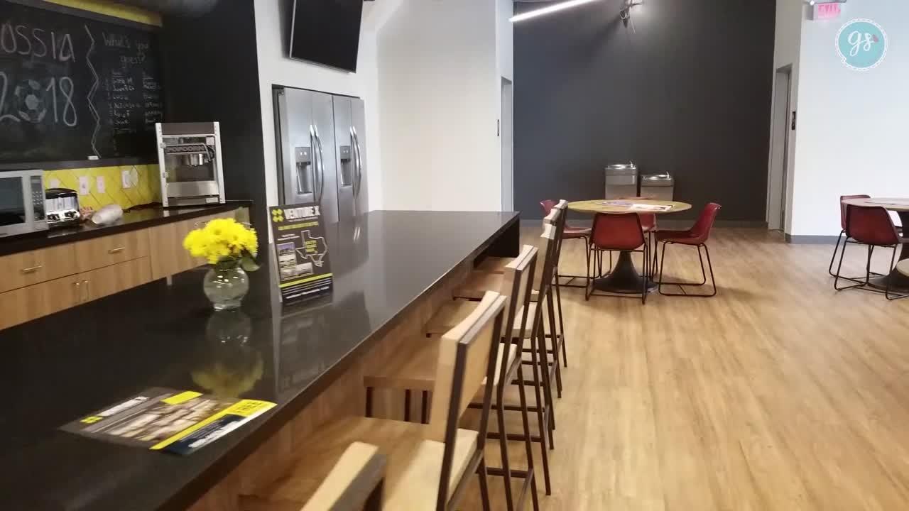Break Area in Brownsville Virtual Office