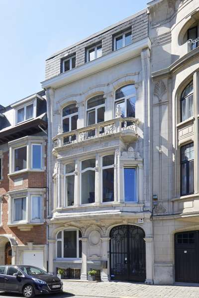 Brussels Business Address - Building Location