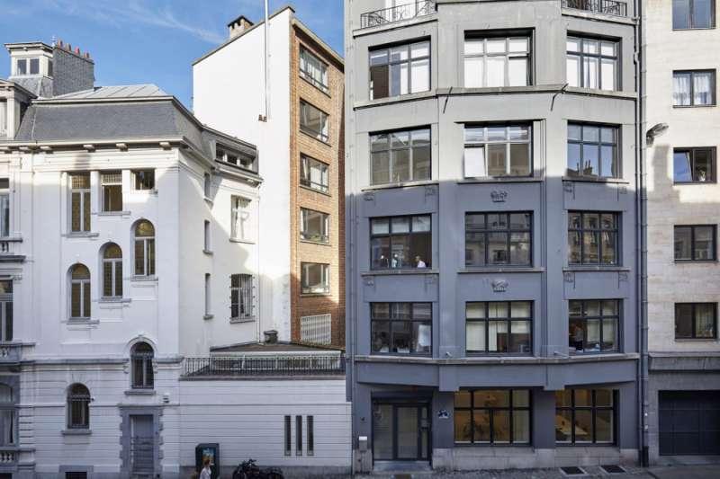 Brussels Virtual Office Address Location