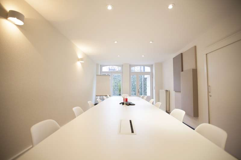 Turnkey Brussels Conference Room