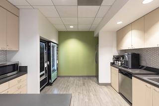 Break Room - Kitchen Area - Burbank Virtual Office