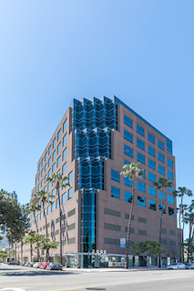 Burbank Business Address - Building Location