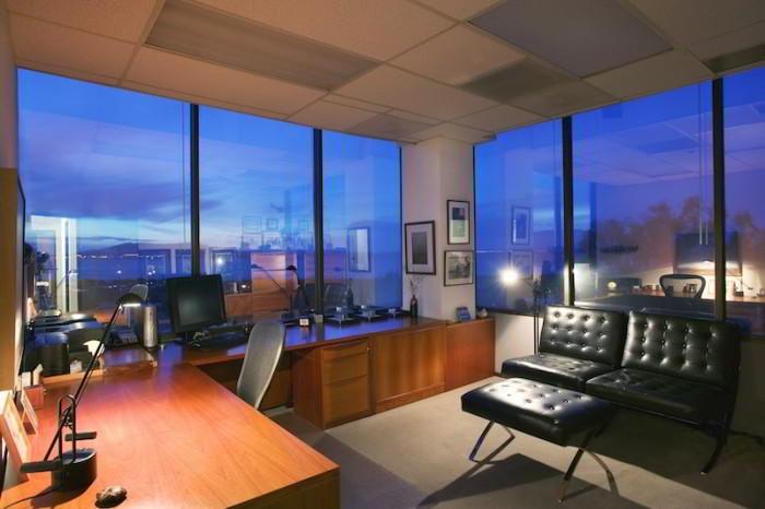 Temporary Burlingame Office - Meeting Room