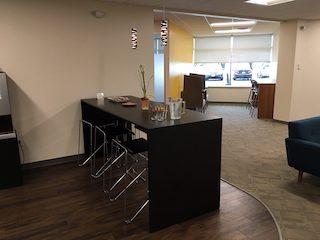 Break Area in Burlington Virtual Office