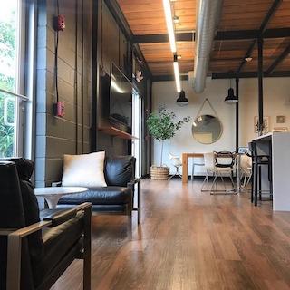 Cambridge Busines Address - Lounge Area