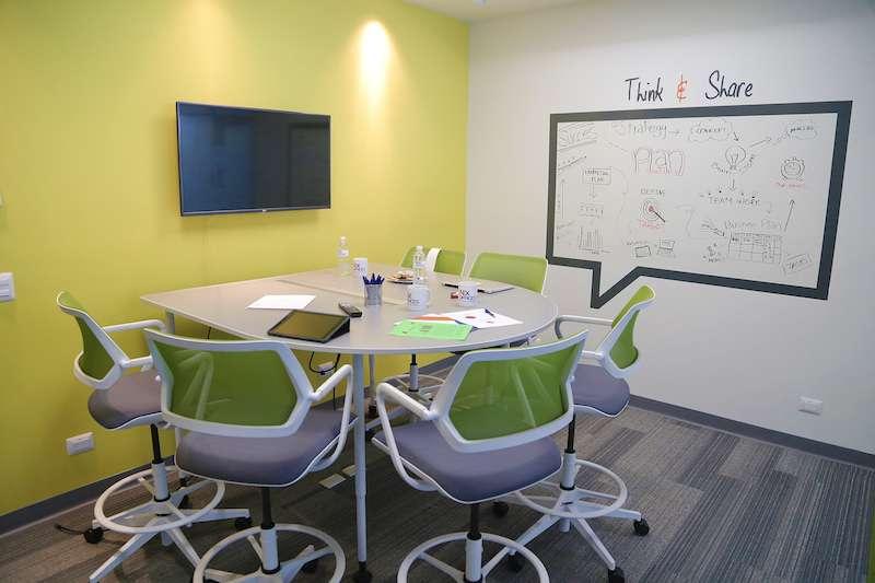 Stylish Cancun Meeting Room