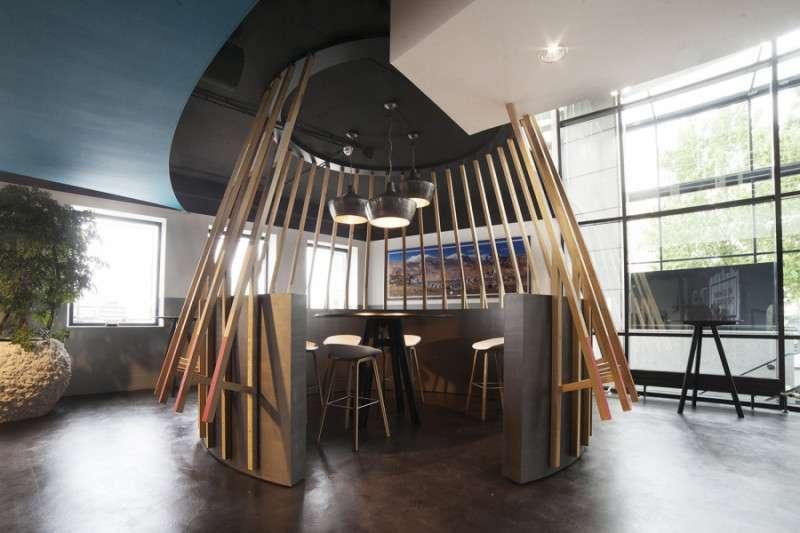 Capelle aan den IJssel Virtual Office Space - Comfortable Commons Area
