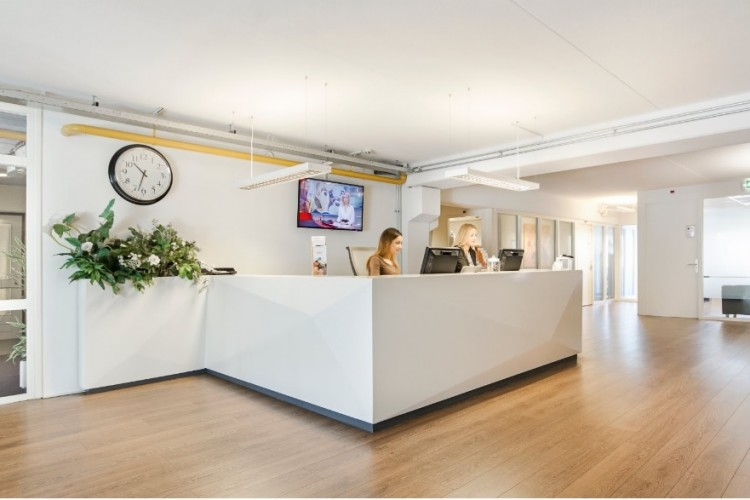 Capelle aan den IJssel Live Receptionist and Business Address Lobby