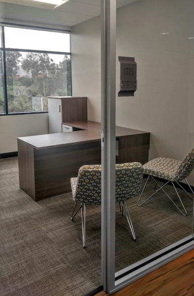 Carlsbad Temporary Private Office or Meeting Room