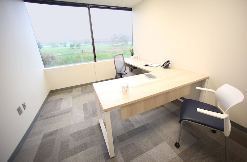 Carmel Temporary Private Office or Meeting Room