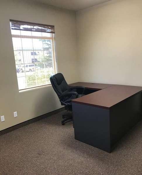 Temporary Casper Office - Meeting Room