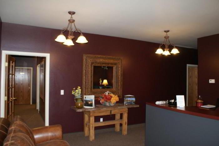 Receptionist Welcoming Area - Casper Virtual Office