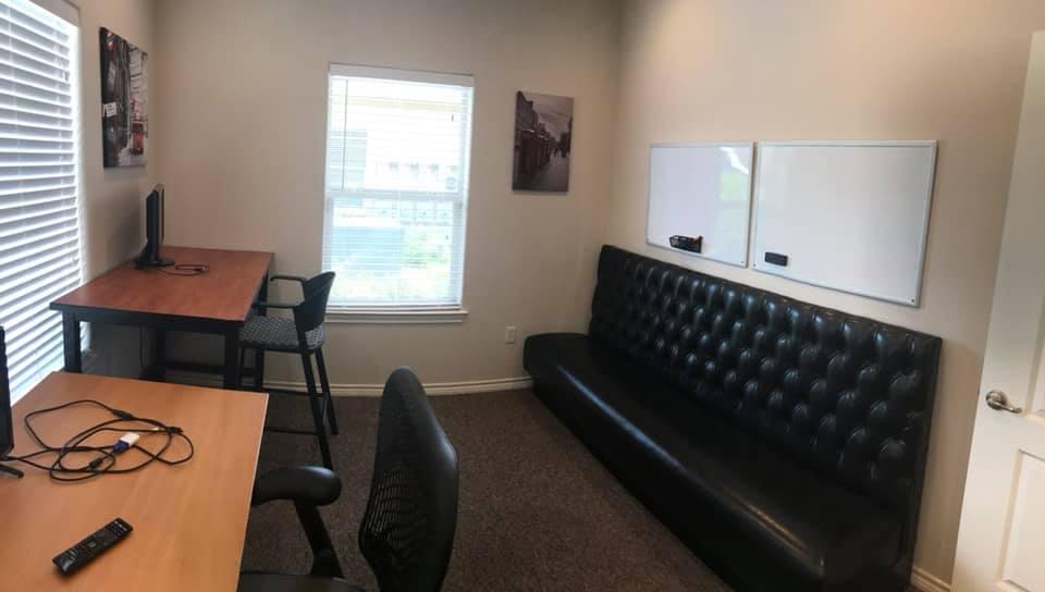 Cedar Park Busines Address - Lounge Area
