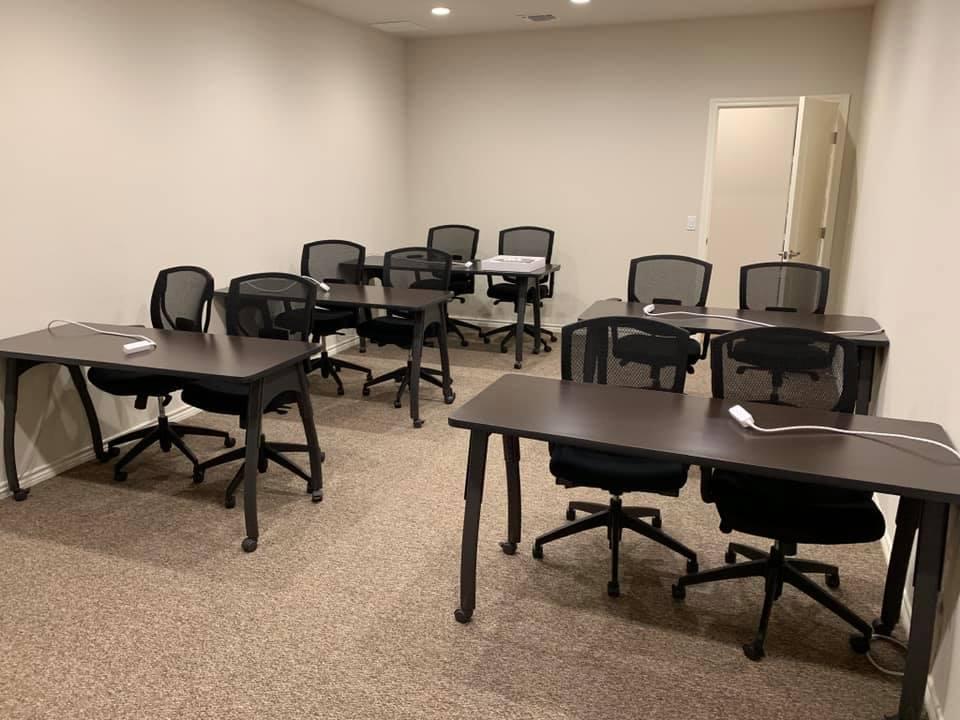 Stylish Cedar Park Meeting Room