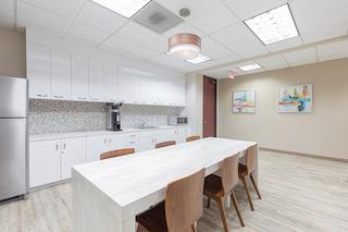 Break Room - Kitchen Area - Cerritos Virtual Office