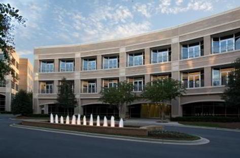 Charlotte Virtual Office - Building Facade
